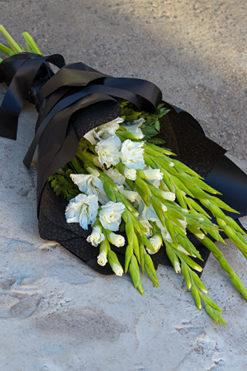 Букеты для похорон