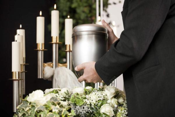 Сremation in Georgia. Crematorium in Tbilisi.